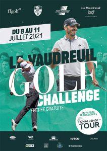Le Vaudreuil golf Challenge débute le jeudi 8 juillet